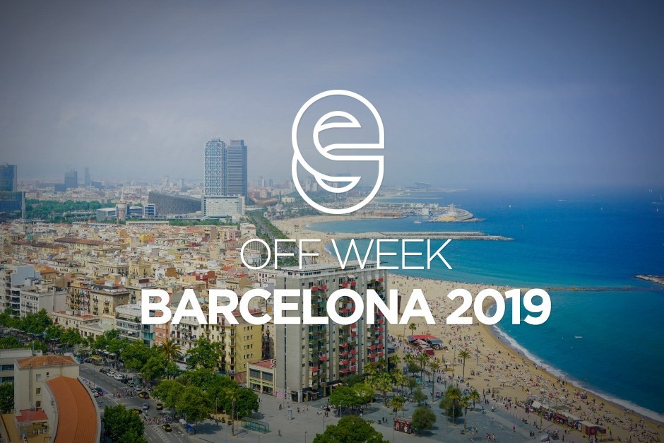 Off Week Barcelona 2019