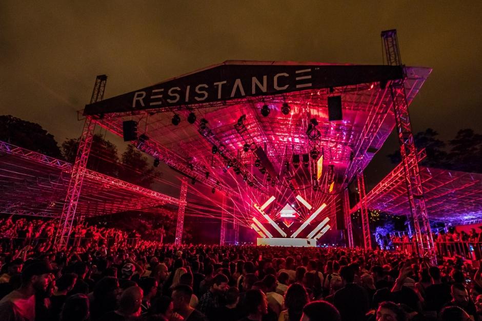 Resistance Llega A Latinoamérica Con Ocho Fechas En Octubre