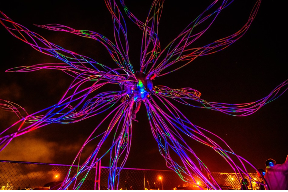Burning Man 2020 Se Inspirará En El Multiverso