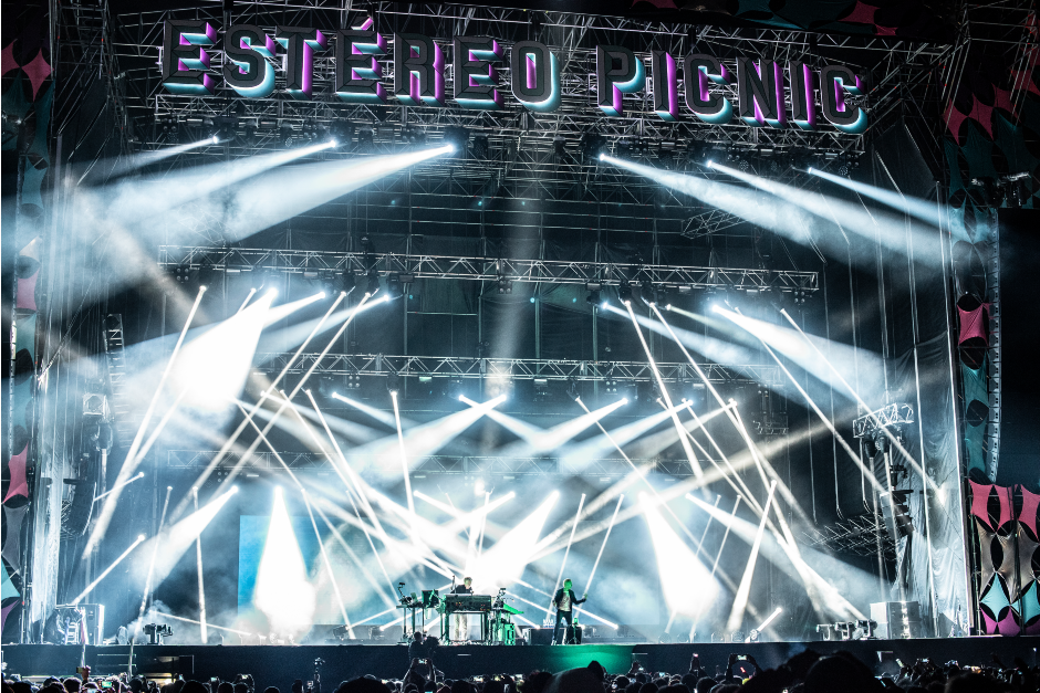 The Chemical Brothers, Guns N' Roses Y The Strokes Lideran El Cartel Del Festival Estéreo Picnic 2020
