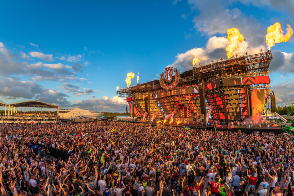 Ultra Music Festival Regresará A Miami En 2020