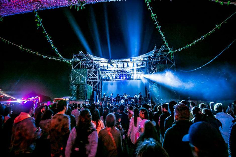 El Festival Bosque Sónico Celebra Segunda Edición