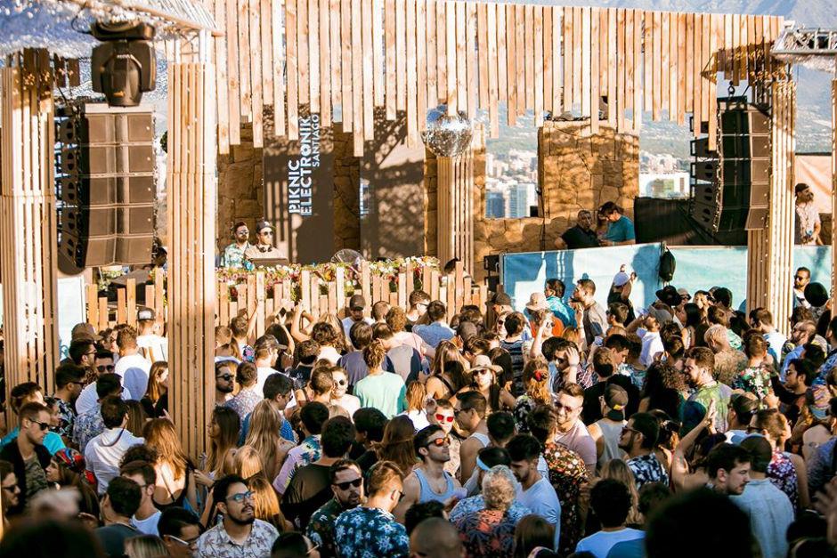 Piknic Electronik Santiago Celebra Su Primera Fecha De 2020
