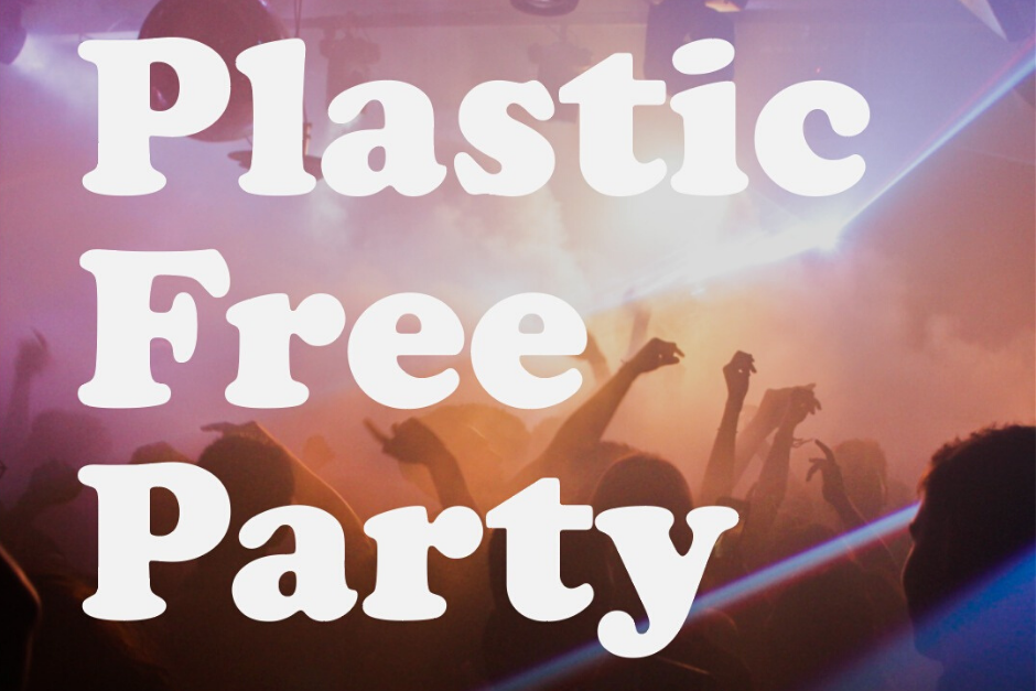 1500 DJs Se Unen Al Movimiento #PlasticFreeParty