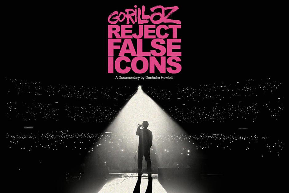Gorillaz Publicó Su Documental 'Reject False Icons'