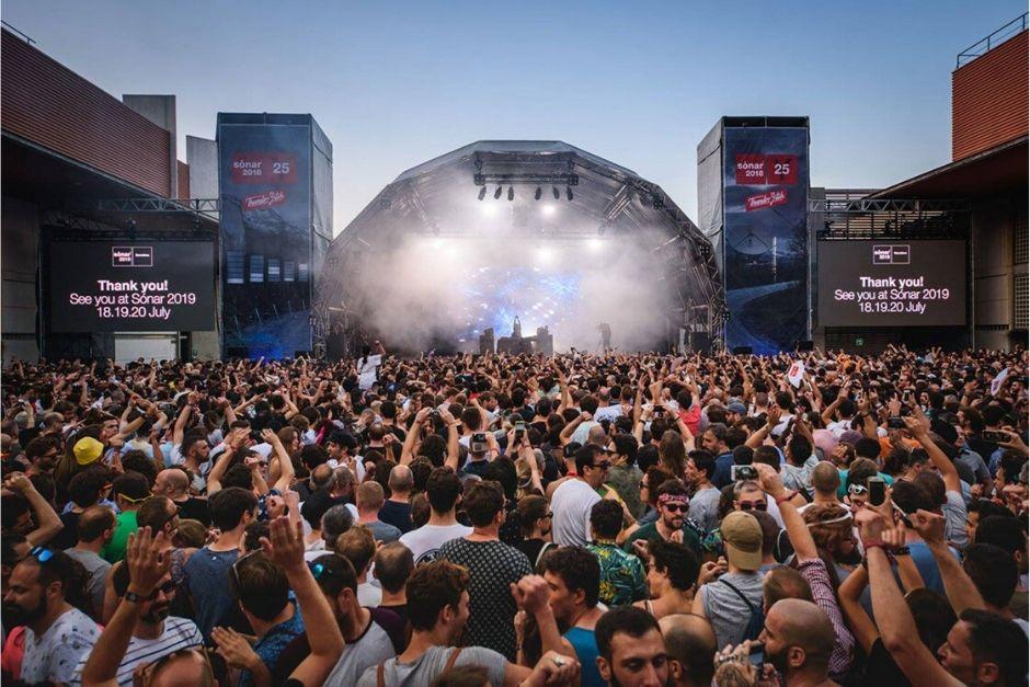 Sónar Barcelona Revela Su Lineup Para 2020
