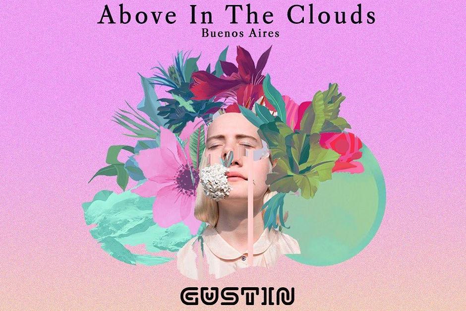 Gustin Brilla Bajo Las Luces En 'Above In The Clouds'