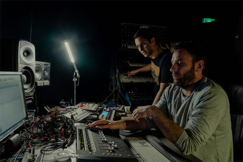 Djebali Y Guti Anuncian Un Disco En Conjunto, 'Almost Finished'