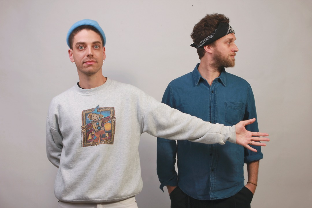 Red Axes Anuncia álbum Homónimo Y Lanza Un Video
