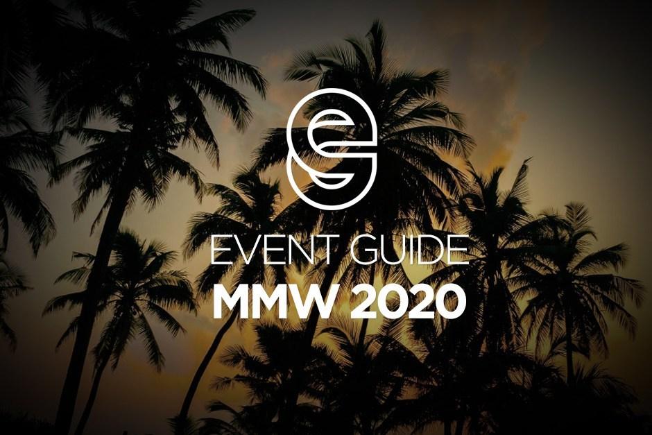 Guía Miami Music Week 2020