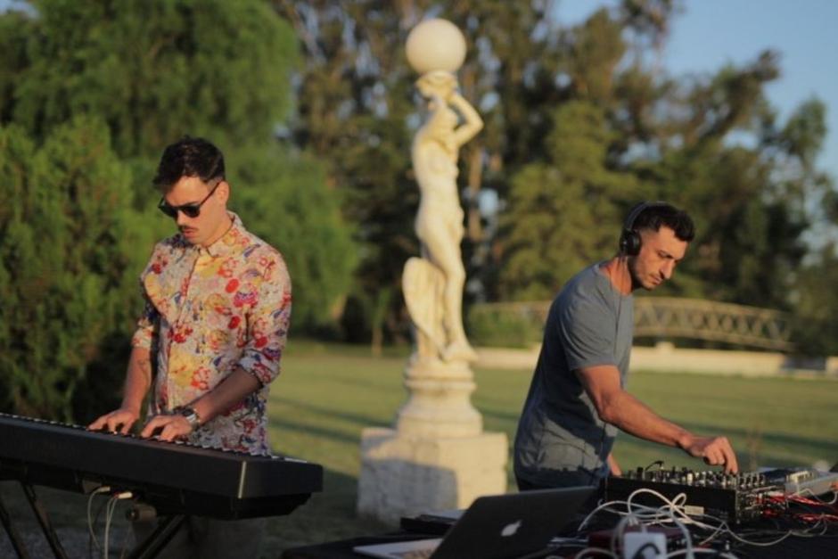 Berni Turletti Y Matias Chilano Comparten Su Hybrid Live Session