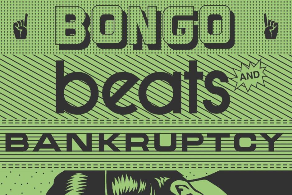 """I'm A Cliché Presentó Nueva Compilación: """"Bongo Beats & Bankruptcy"""""""