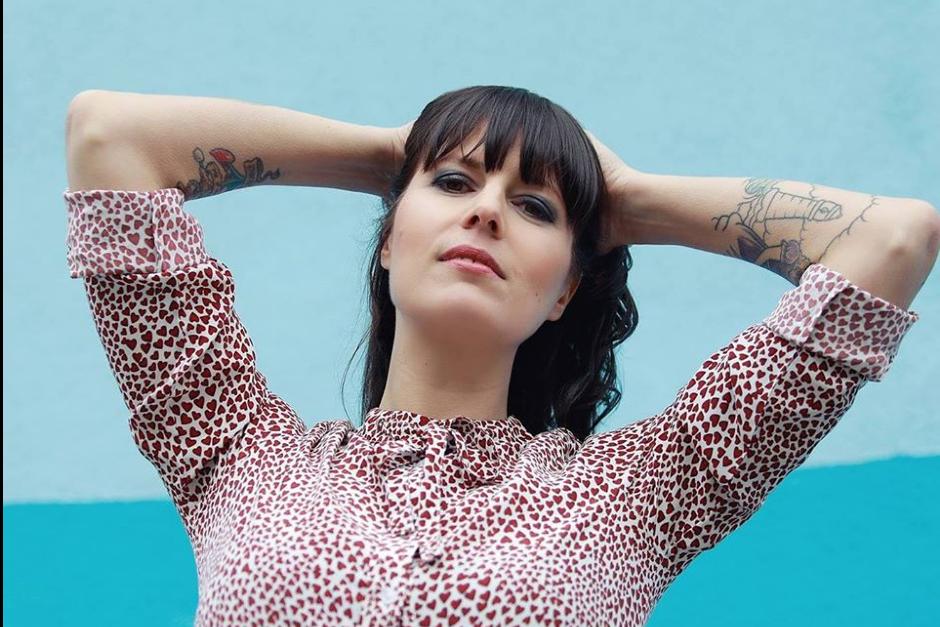 Cinthie Anuncia Su Disco Debut En Aus Music