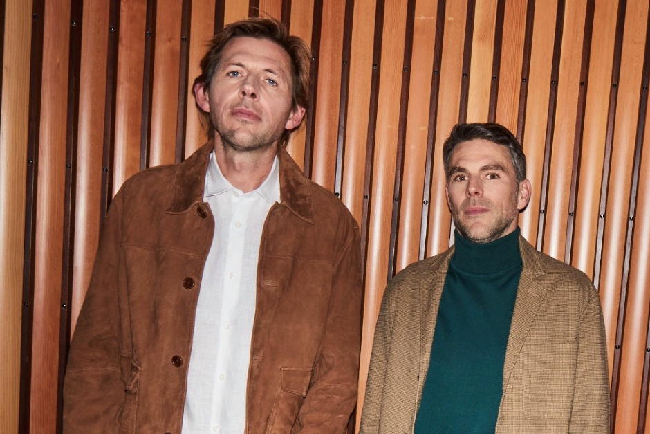 Groove Armada Comparte Nuevo Tema Y Video, 'Get Out On The Dancefloor'