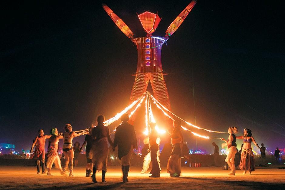 Burning Man Realizará Fiestas, Eventos Y Talleres Virtuales