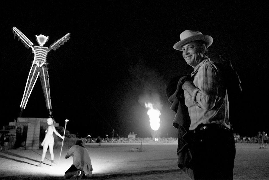 Burning Man Lanza Documental Sobre La Vida De Su Creador Larry Harvey