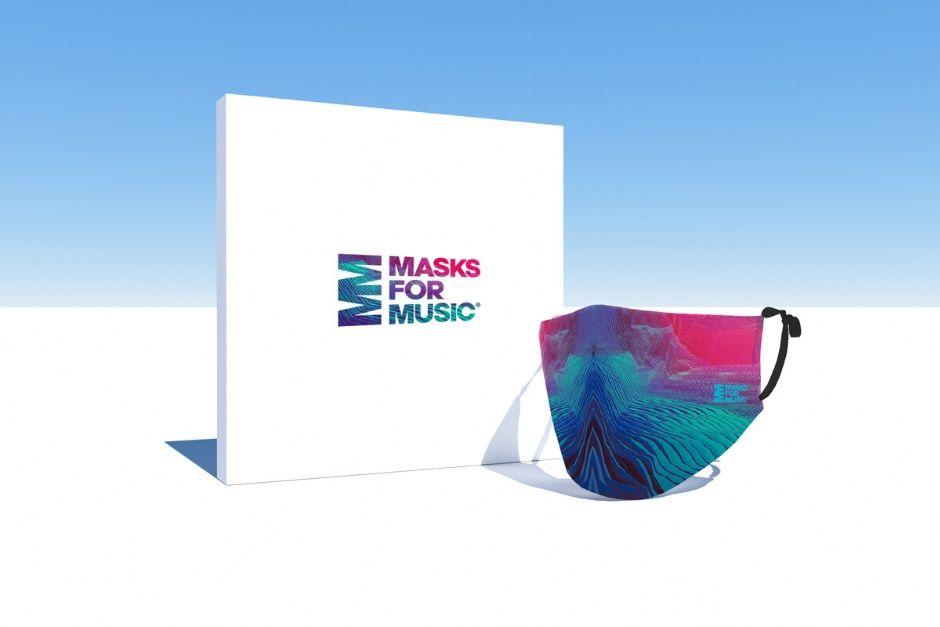 Masks For Music Apoyará A Profesionales De La Música Con Su Modelo De Negocios