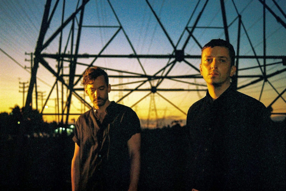 "Bonobo & Totally Enormous Extinct Dinosaurs presentan ""Heartbreak"""