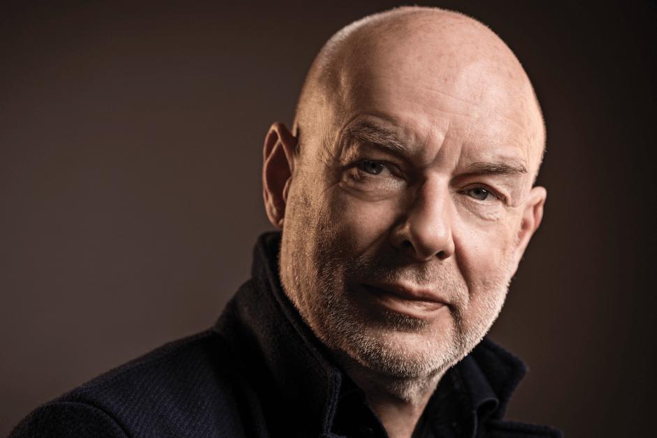 """Brian Eno anuncia nueva colección """"Film Music 1976–2020"""""""