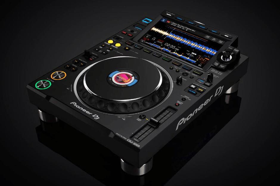 Pioneer DJ Presenta Su Nuevo CDJ-3000