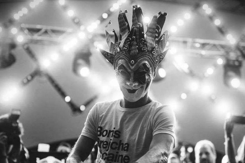 Boris Brejcha Ofrecerá Tres Conciertos Vía Streaming