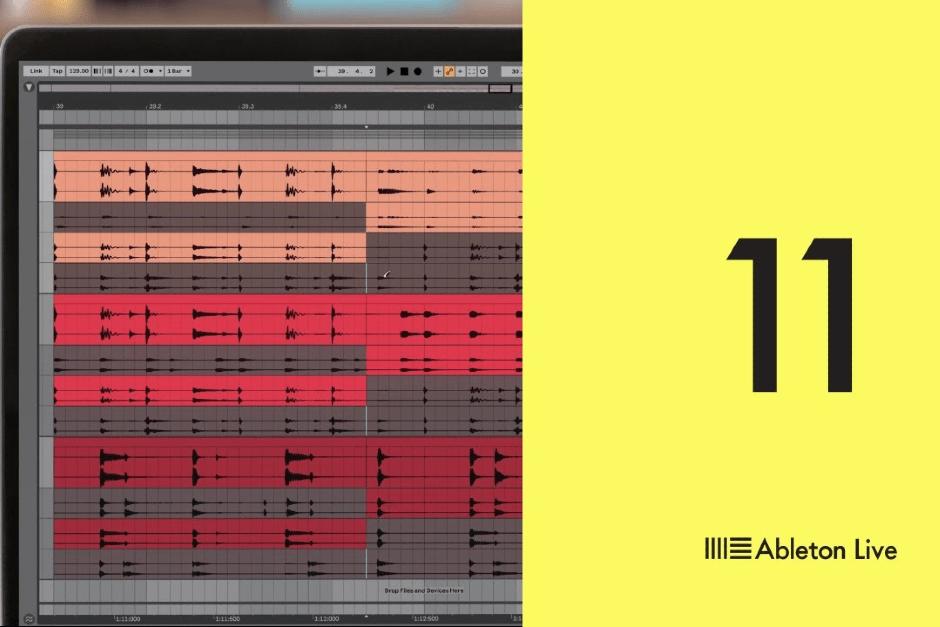 Ableton Presenta Live 11