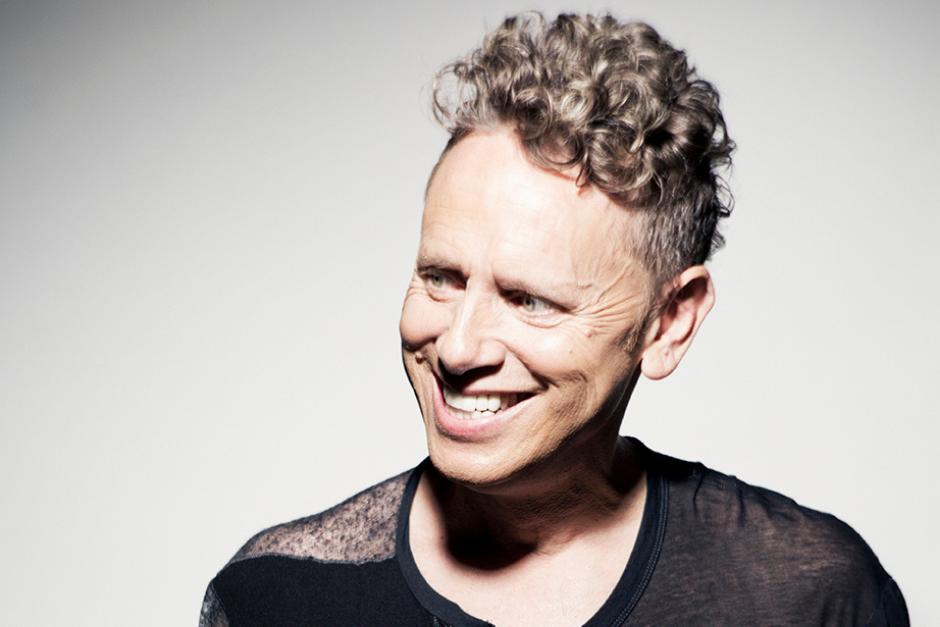 Martin Gore De Depeche Mode Lanzará Nueva Música En Solitario