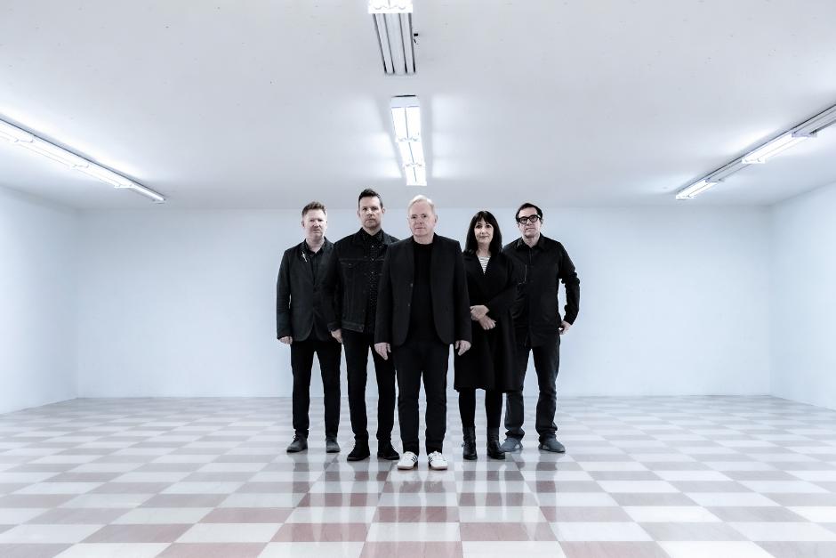 """New Order Lanzó Remixes De """"Be A Rebel"""" Por Maceo Plex, Paul Woolford Y Bernard Sumner"""