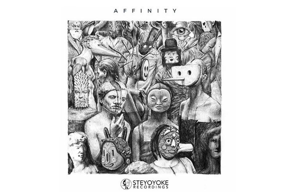 """Steyoyoke Recaudará Fondos Con Su álbum """"Affinity"""""""