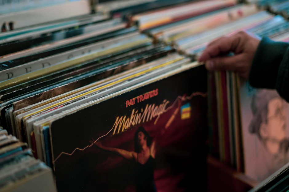 """""""London's Record Shops"""", Una Guía Para Encontrar Música En La Capital Inglesa"""