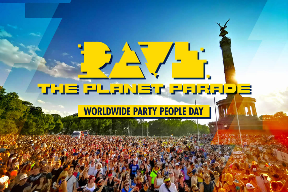 Rave The Planet Parade Fue Pospuesto Hasta 2022