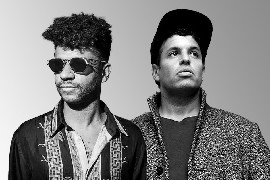 "Richy Ahmed Y Jamie Jones Publican Juntos El EP ""More Energy/I Need It"""