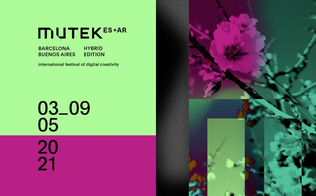 Mutek AR+ES Banner